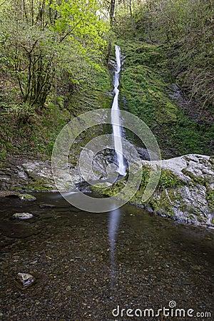 White Lady Waterfall