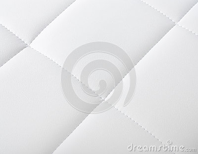 White leather texture, white sofa background