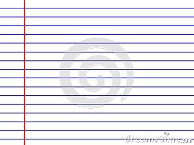 Line Paper Texture Vector Image 61816506 – Line Paper