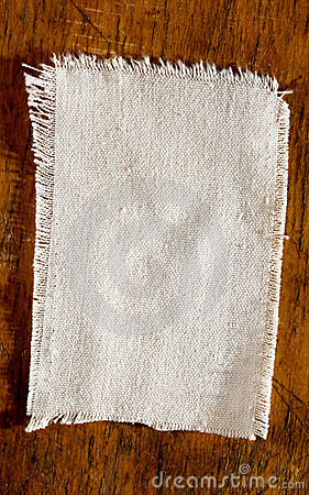 White Linen Light on the old board