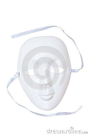 White mask drama