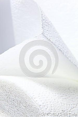 Free White Paper Towel. Royalty Free Stock Image - 22957756