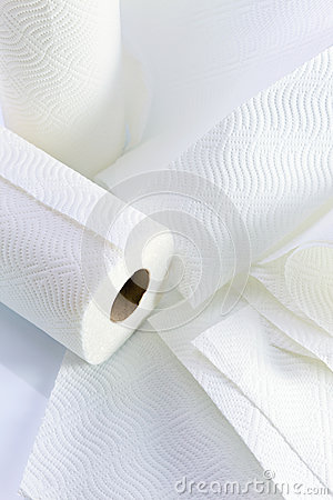 Free White Paper Towel Stock Photography - 30742332