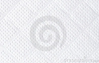 White paper towel texture