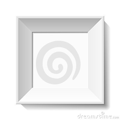 Free White Photo Frame Stock Images - 16348444