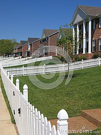 White Picket Fence Forever