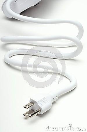 White Power Cord