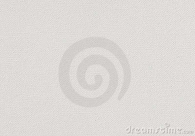 White primed artist s canvas