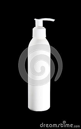 White pump