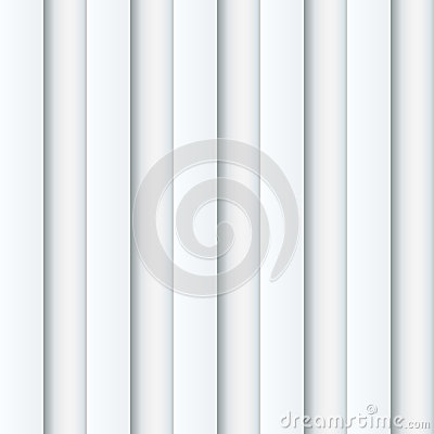 White ribbed wall background.
