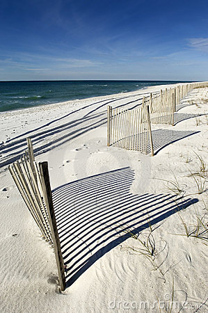 Free White Sand Beach Stock Image - 2189531