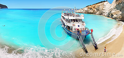 Beach Holidays, Lefkada Island, Greece