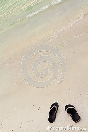 Free White Sandy Beach Pattaya, Thailand Stock Photography - 20305862