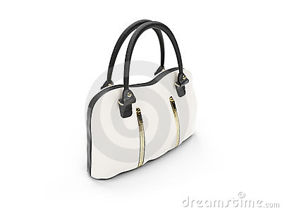 White satchel