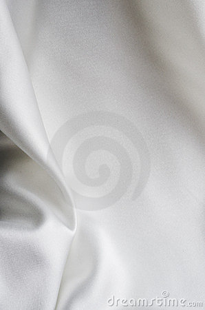 White Satin Stock Photography - Image: 23816912
