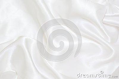 White satin background
