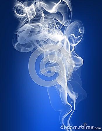 White smog