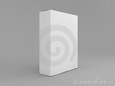 White software box