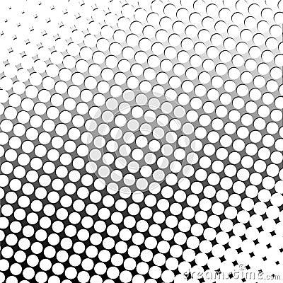 White spot background