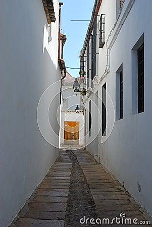 White Street Cordoba