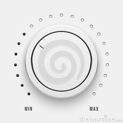 Free White Technology Music Button Royalty Free Stock Photography - 70460697
