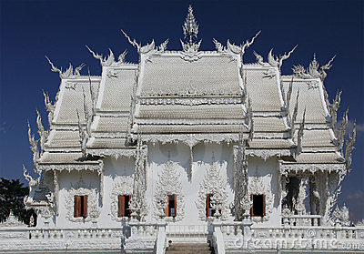 White Temple Thailand