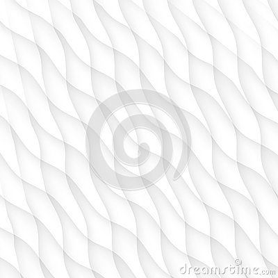 Free White Texture. Abstract Pattern Seamless. Wave Wavy Nature Geome Royalty Free Stock Photography - 91964367