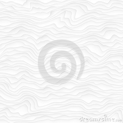 Free White Texture. Abstract Pattern Seamless. Wave Wavy Nature Geome Royalty Free Stock Photos - 91964788