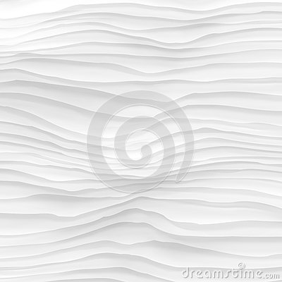 Free White Texture. Abstract Pattern Seamless. Wave Wavy Nature Geome Royalty Free Stock Photography - 92145427