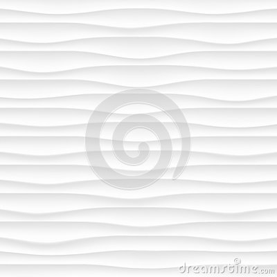 Free White Texture. Abstract Pattern Seamless. Wave Wavy Nature Geome Stock Images - 94501784