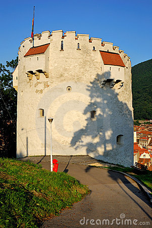 Free White Tower, Brasov, Romania Stock Photography - 19024642