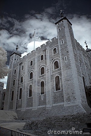 The White Tower of London , UK