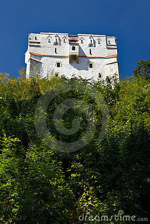 Free White Tower Of Brasov Royalty Free Stock Images - 23419709