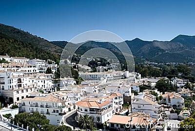White Village. Mijas. Spain.