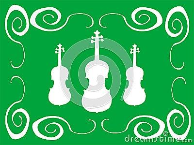 White violins