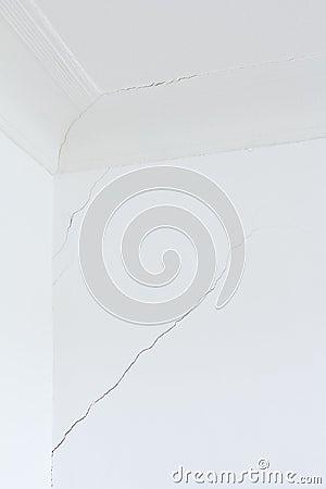 how to fix stucco ceiling cracks