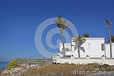 White Waterfront Property, Gulf Coast