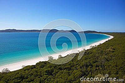 Whitehaven Beach in Whitsundays