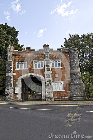 Whitstable Castle Gatehouse