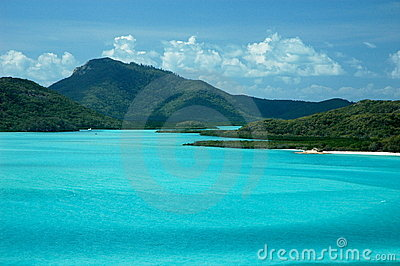 The whitsunday