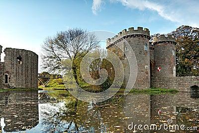 Whittington castle Shropshire