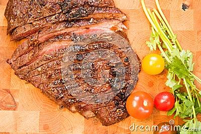 Whole Flank Steak Stock Photography - Image: 11806802