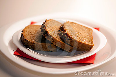 Whole-grain bread