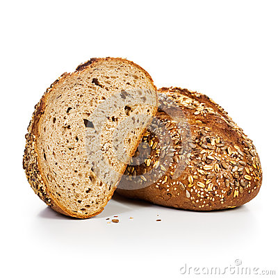 Free Whole Grain Bread Royalty Free Stock Photo - 32675655