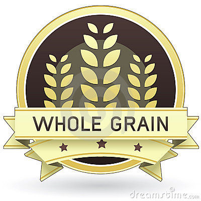 Whole Grain Food or Product Label