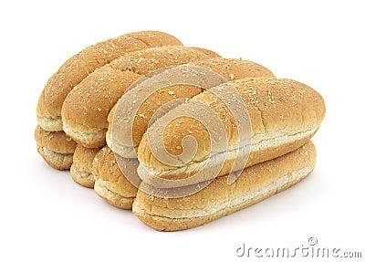 Against All Grain Hot Dog Buns
