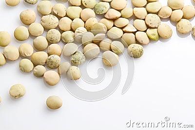Whole lentil