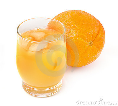 Whole Orange and Juice
