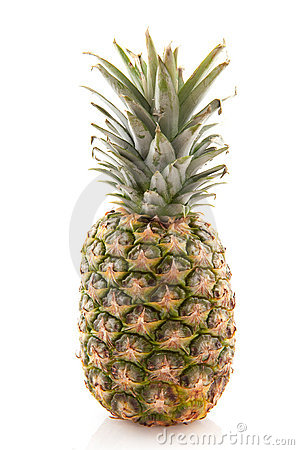 Whole pineapple