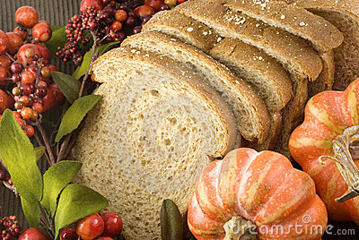 Whole Wheat Bread with Fall Setting